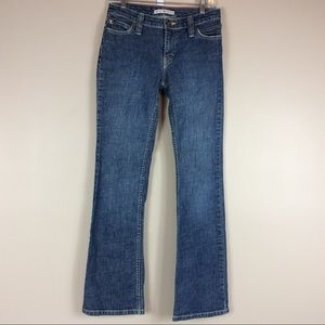 Tommy Hilfiger Hipster Boot Jeans Sz 0